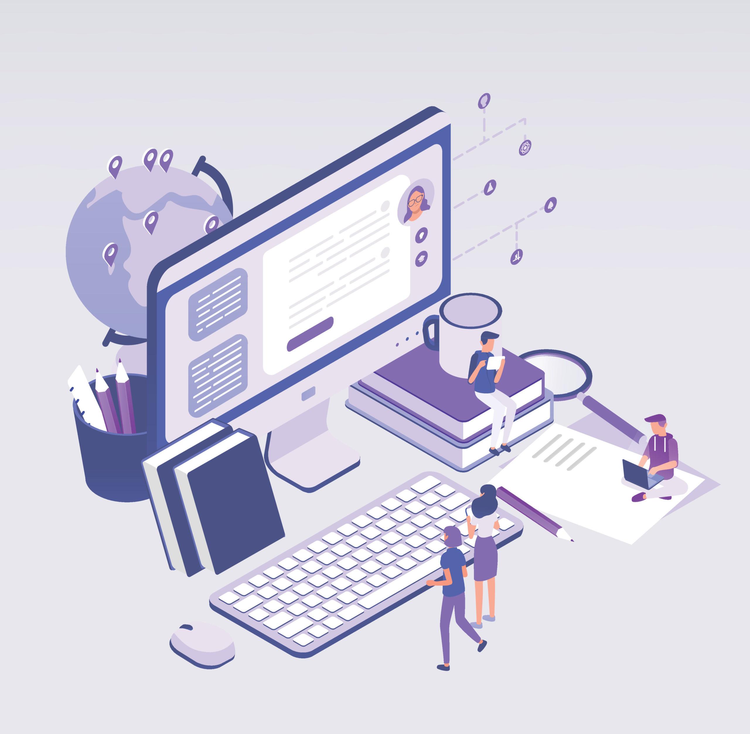 Création de site internet à Castres