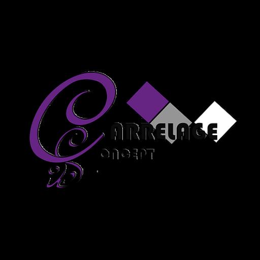 Fabrication de logo carrelage Rodez